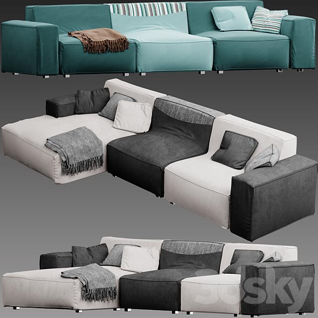 Belta & Frajumar - Cool sofa