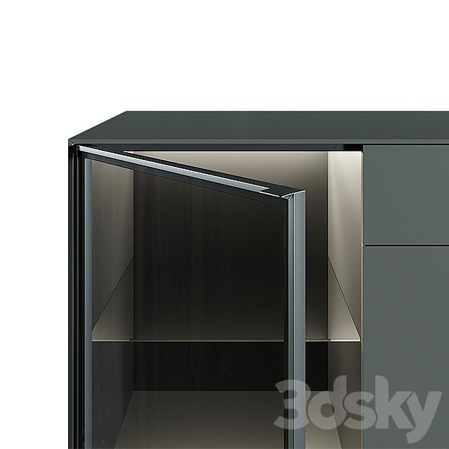 Sideboard 2Glass