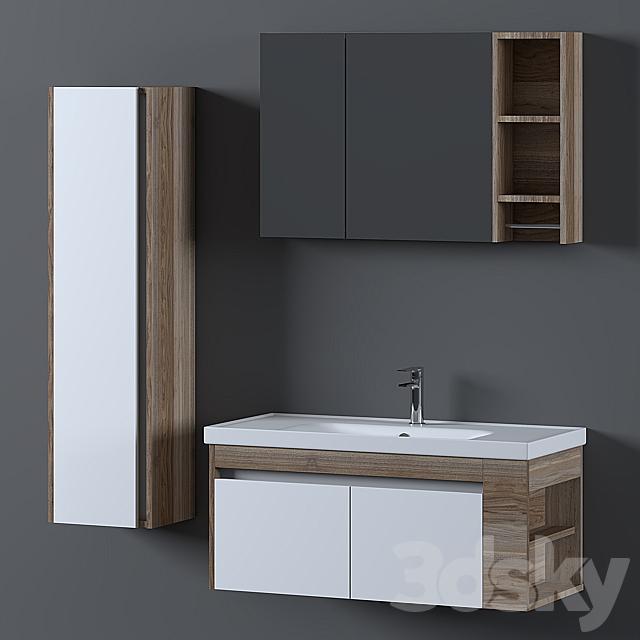 Bathroom Furniture Set I Bathroom Furniture-16 | Siena