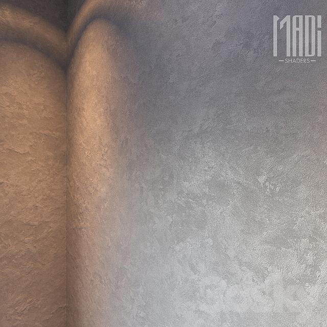 Decorative Stucco 003 - 8K Material