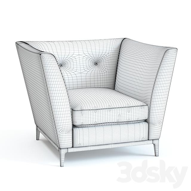 The Sofa & Chair Tate Armchair