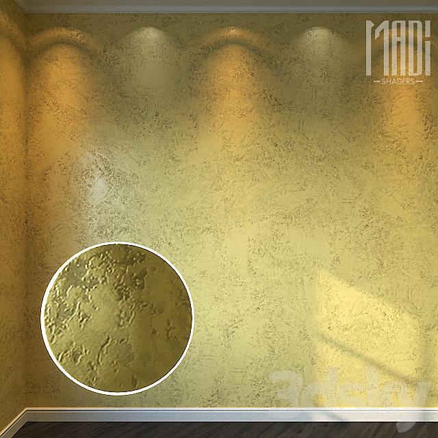 Decorative Stucco 015 - 8K Material
