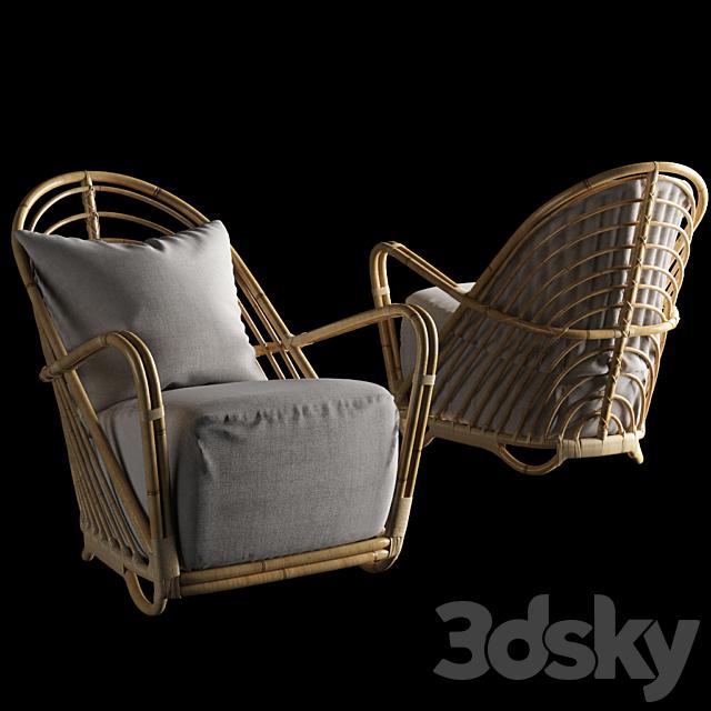 Arne Jacobsen Sika Design - Charlottenborg Lounge Chair (for reloading)