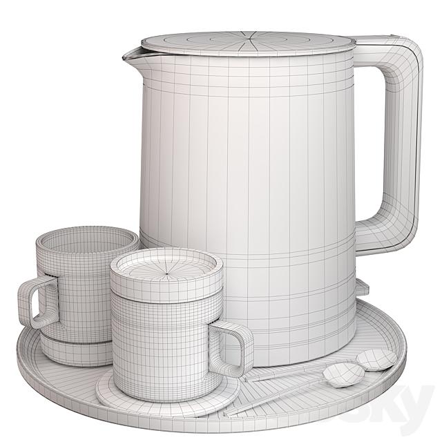 Xiaomi cookware set