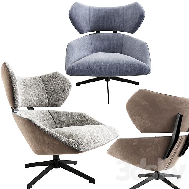 Camila Lounge Armchair 02