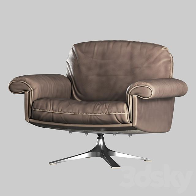 DS 31 Lounge Chair by De Sede