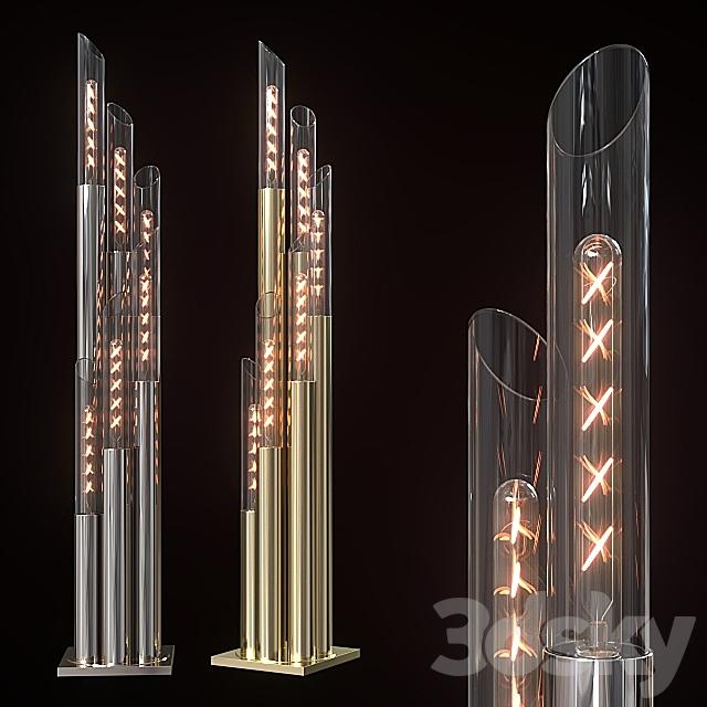 Floor lamps Kare Pipe.