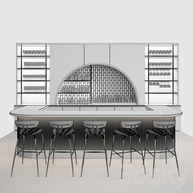 Restaurant bar 6