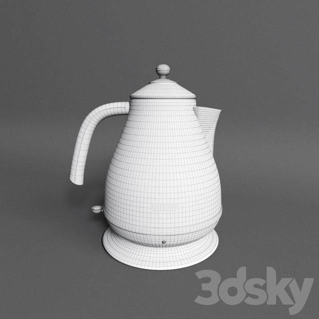 Electric kettle DeLonghi