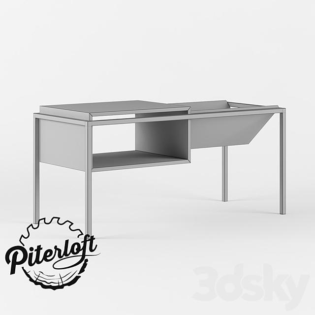 Manson vinyl table