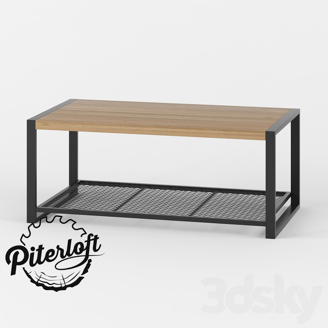 Coffee table Lade