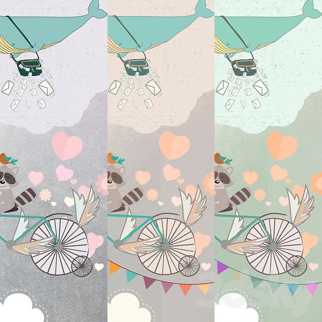 WALLSTREET / wallpapers / Felicita 21238