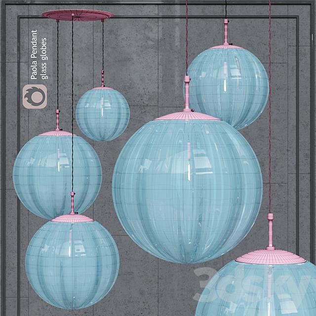 Pendant lamp Hector Finch Paola Palantir Pendant 3 Bubble