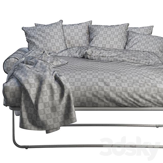 Ikea Fixhult sofa-bed