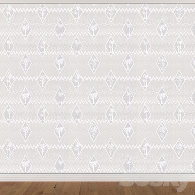 Wallpaper Set 425 (3 colors)