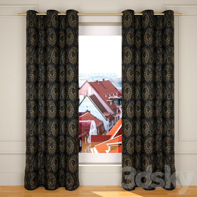 Curtains Zaliki-Lapis