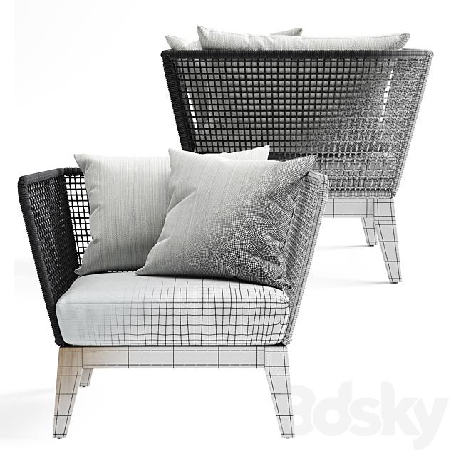 MODLOFT Netta Chair
