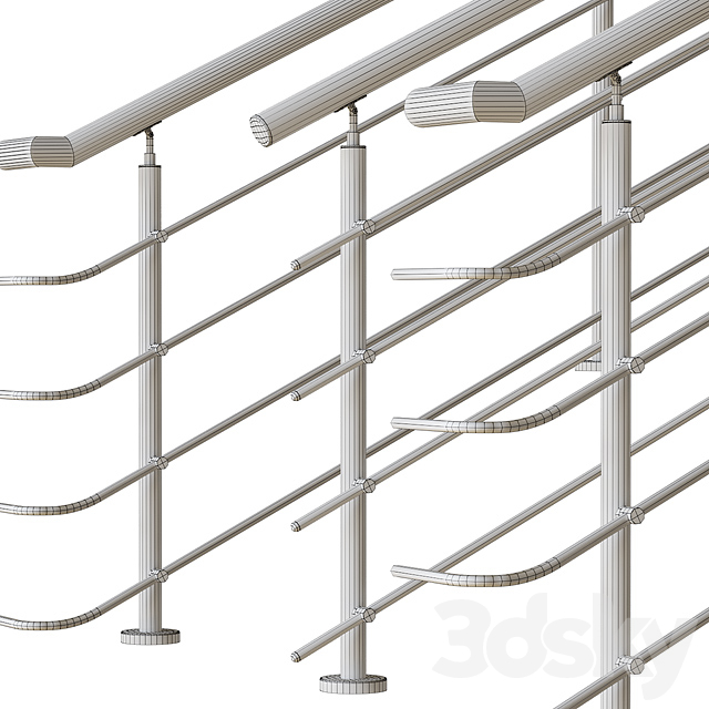 Stainless steel railing 1