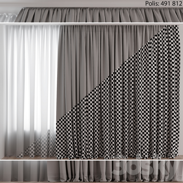 Curtains №2