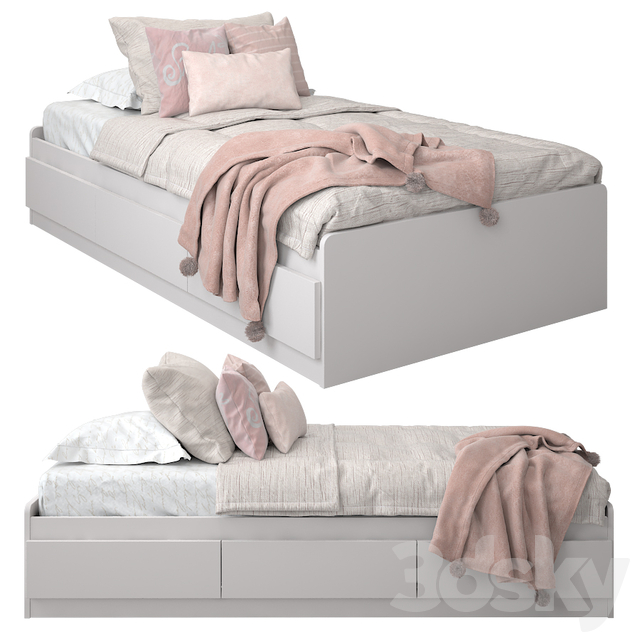 Bed for a nursery 03