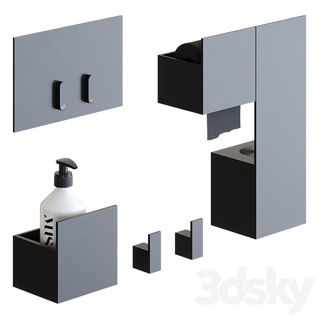 Agape Sen accessories 01