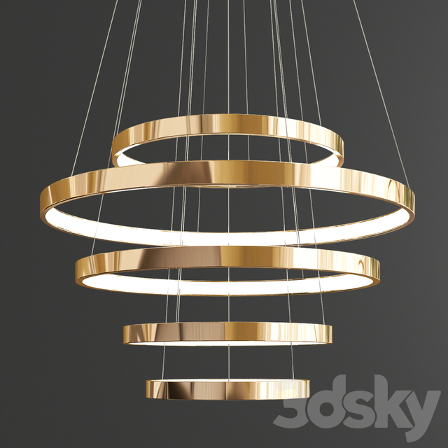 Four Exclusive Chandelier Collection_28 Rings