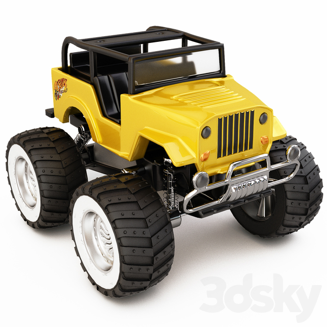 Inertial SUV OFFROAD 4X4