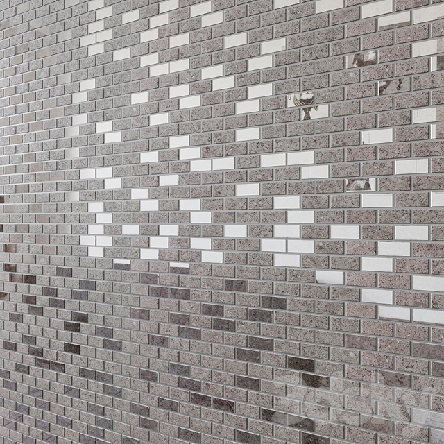 ATLAS CONCORDE KONE Mosaico Brick 5 options