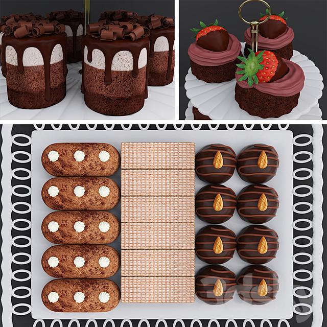 Cake bar (Peanut & Honey cake)