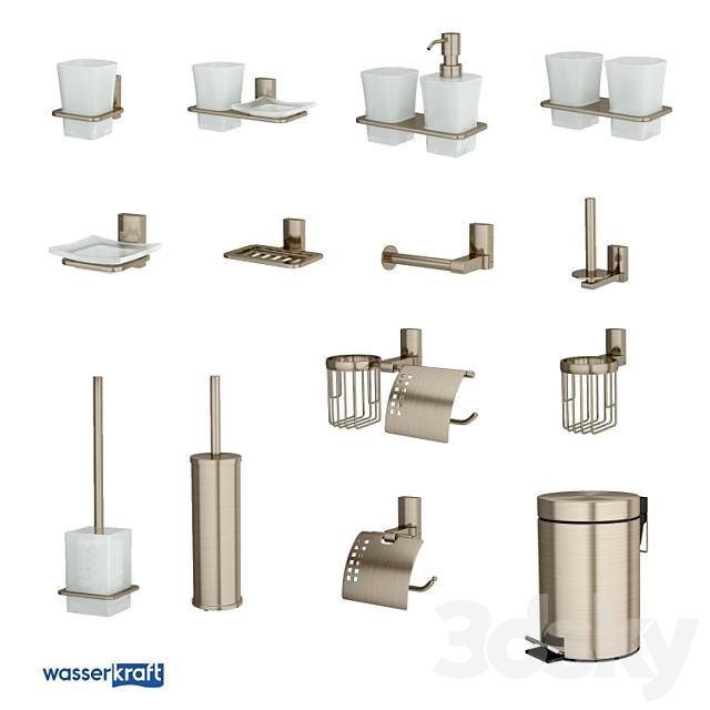 Bathroom Accessories Exter_Light Bronze_OM