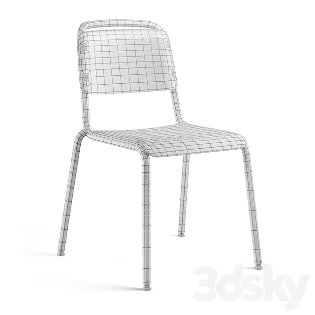 Hay Halftime Chair