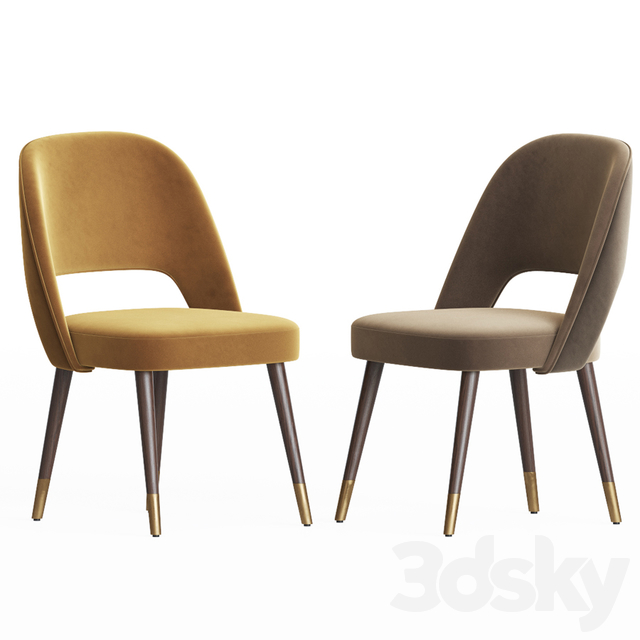 The contract chair Ava Side Chair