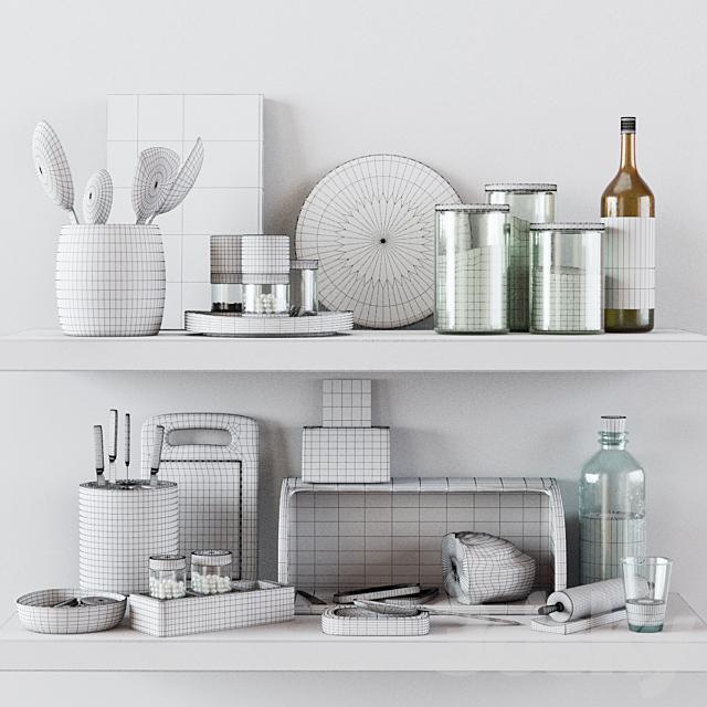 Kitchen Decorative set 013