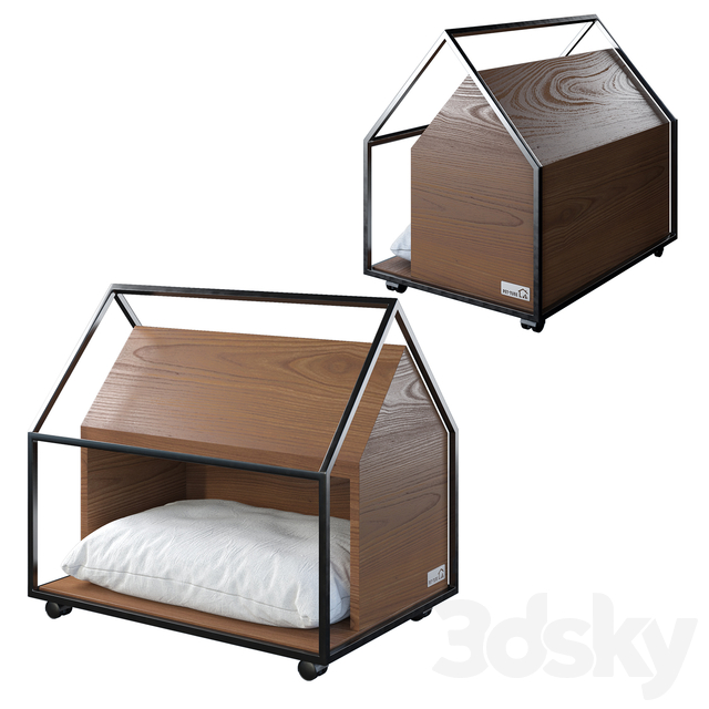 ARCHITECTURE FOR PETS (PET-TURE) CAGE