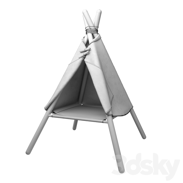 Adventure Tent by Tinker