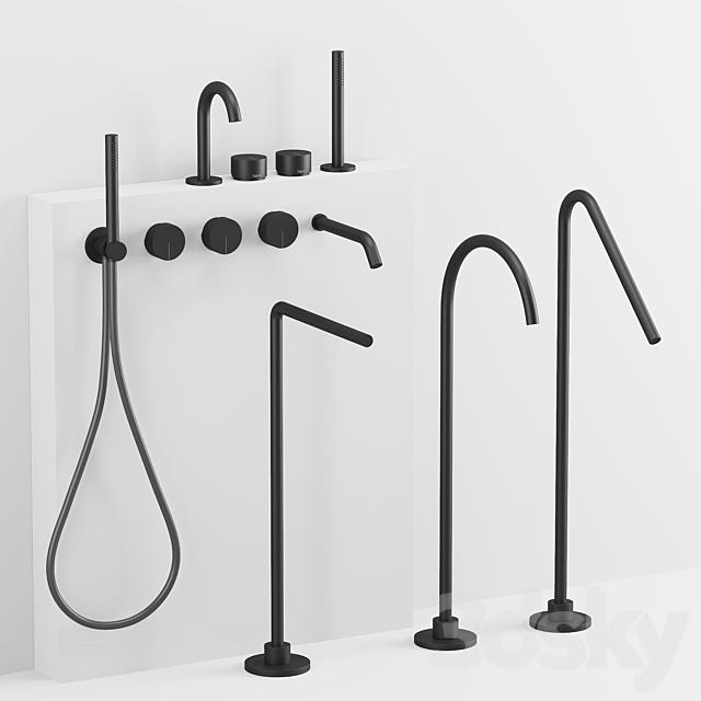 Falper acquifero bathtub set