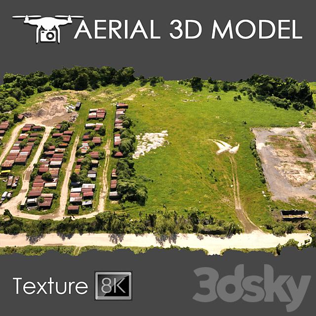 Aerial scan 7
