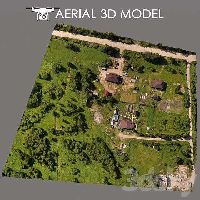 Aerial scan 9