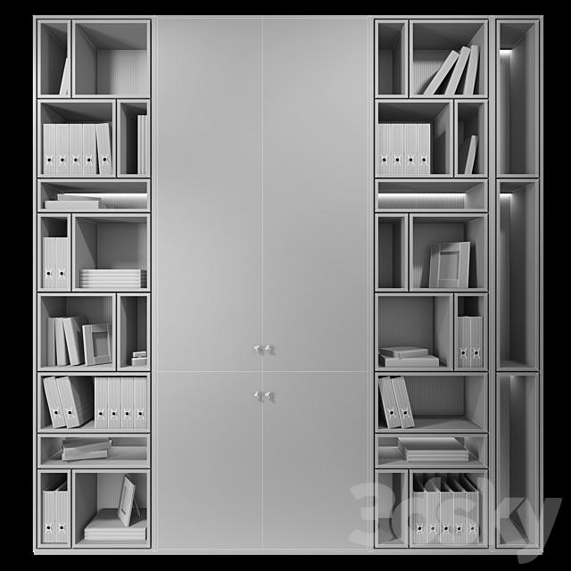Wardrobe _ plywood