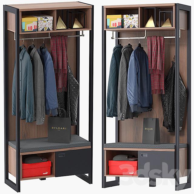 Chaim hallway unit