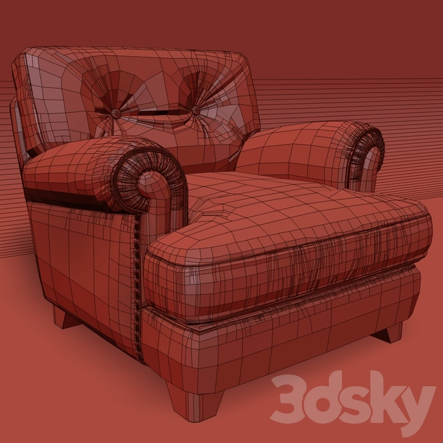Dream on armchair