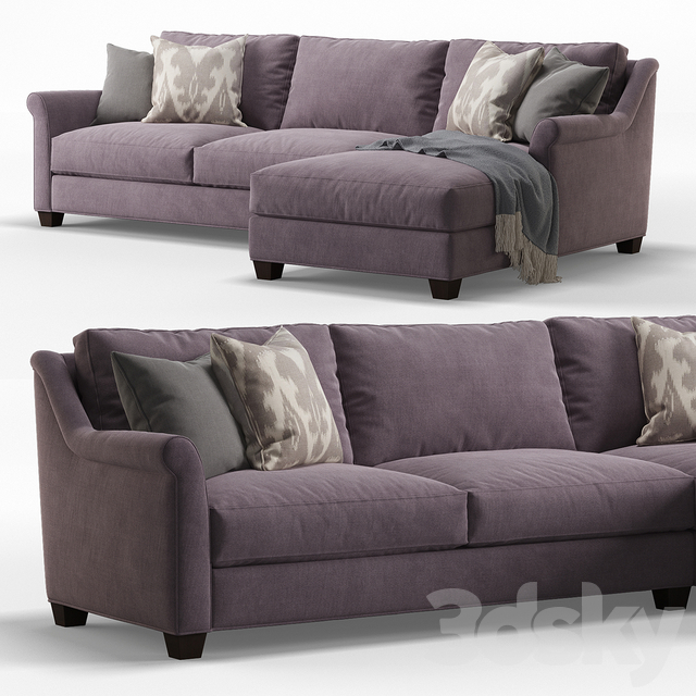 Shearson Sofa by Jonathan Louis