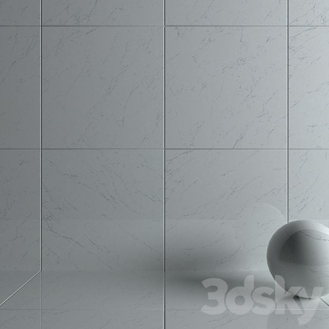 Wall Tiles 338 Carrara Pure Set 1