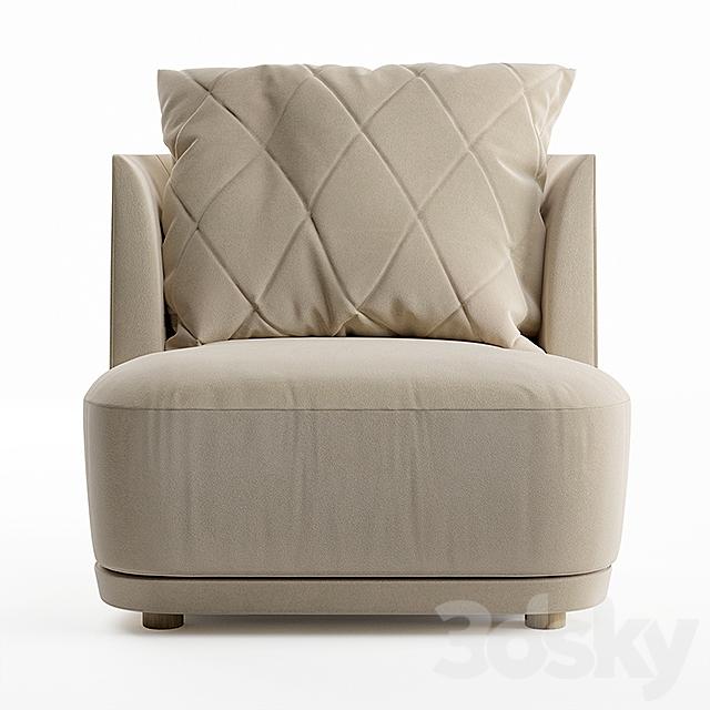 Grace alberta armchair