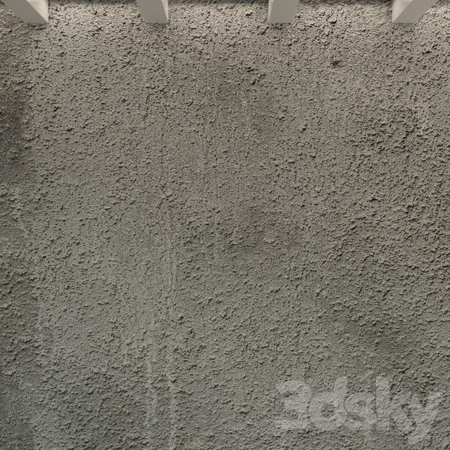 Concrete wall. Old concrete. 117