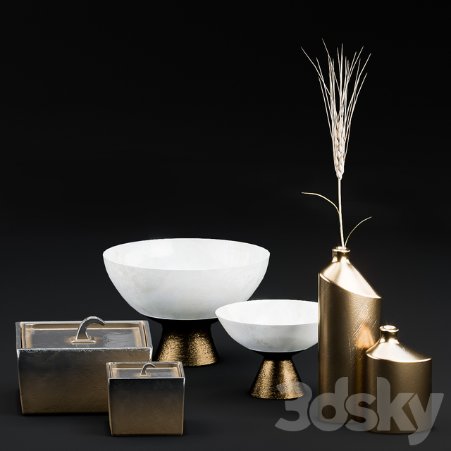 Promemoria objects set