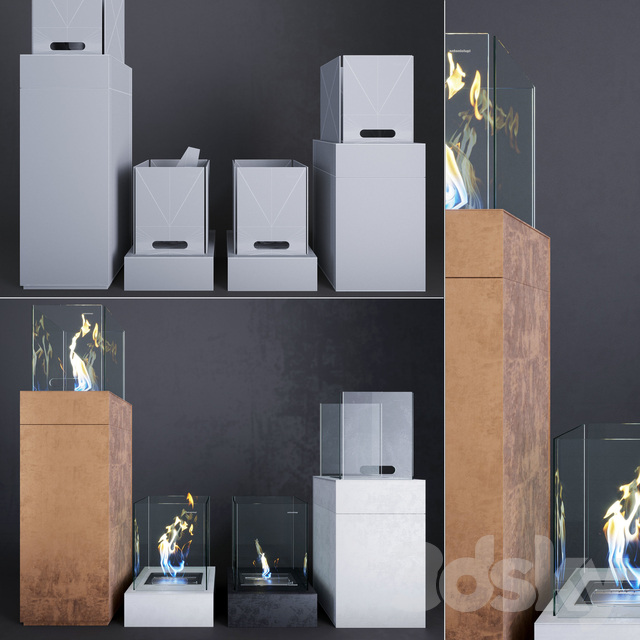 antonioluri _ BABELE-Fireplaces