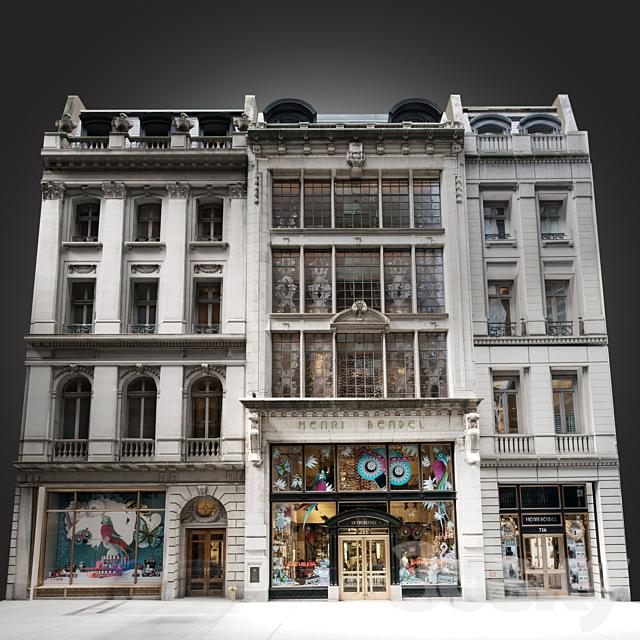 Facade_Vol8 Luxury Store