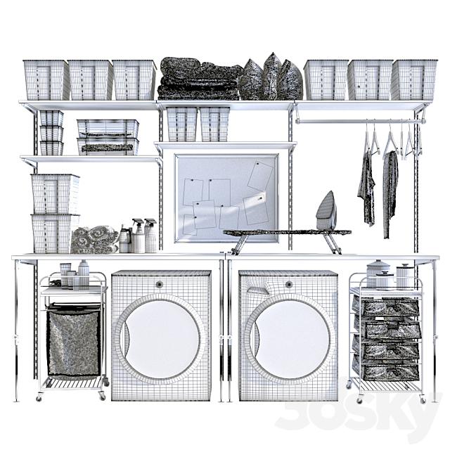 Laundry Decor