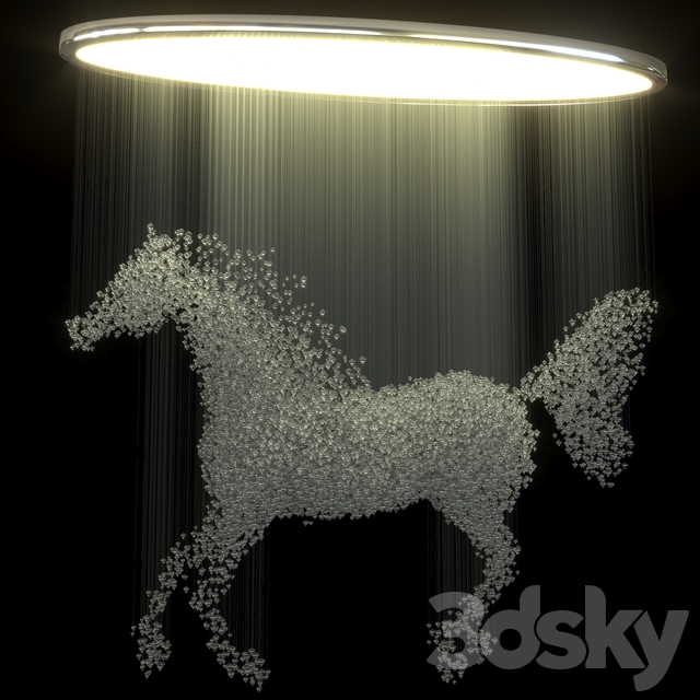 Horse luster